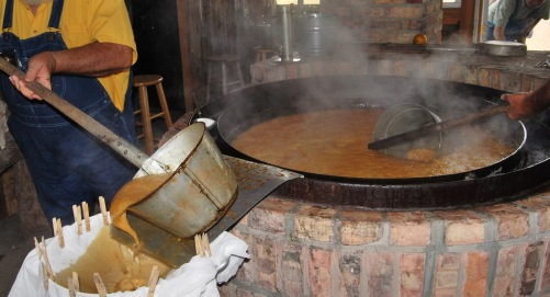 making-molasses