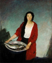 Hawthorne-The Fishwife