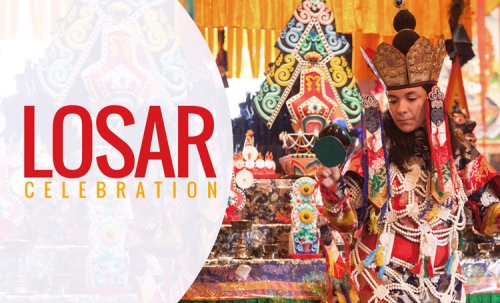 Losar-Celebration